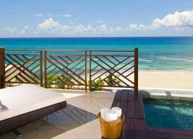 Ambassador Pool King at Grand Velas Riviera Maya