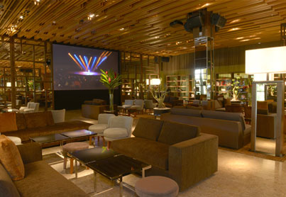 Koi Bar at Grand Velas Riviera Maya
