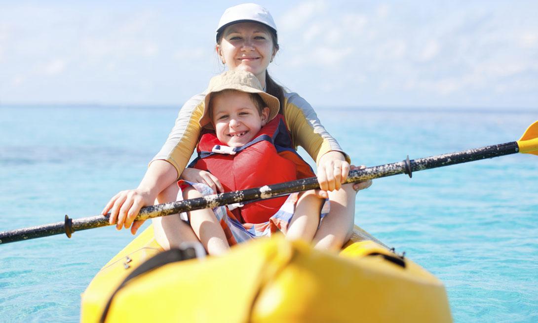 Kayak Tour Grand Velas Riviera Maya