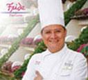 Chef Ricardo de la Vega - Frida