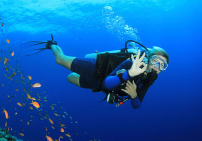 Grand Velas Riviera Maya Scuba Diving Package