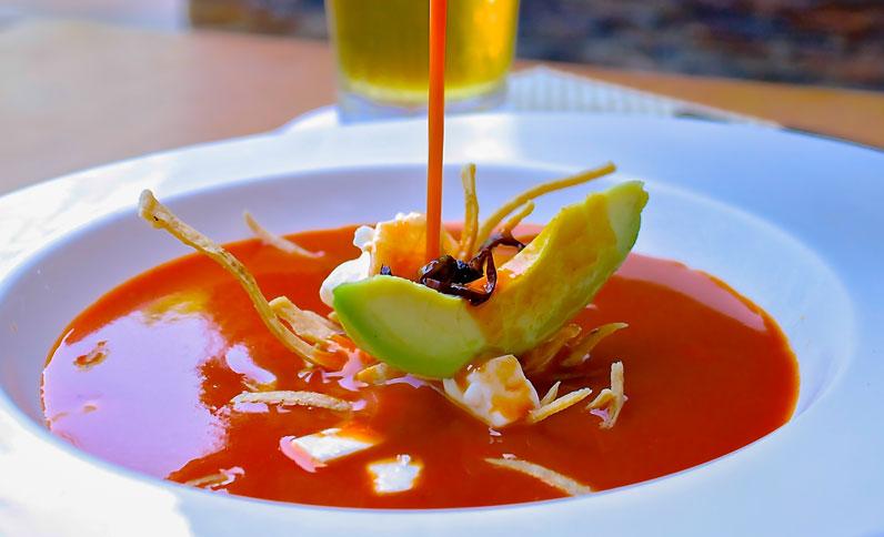 Grand Velas Riviera Maya Azul restaurant