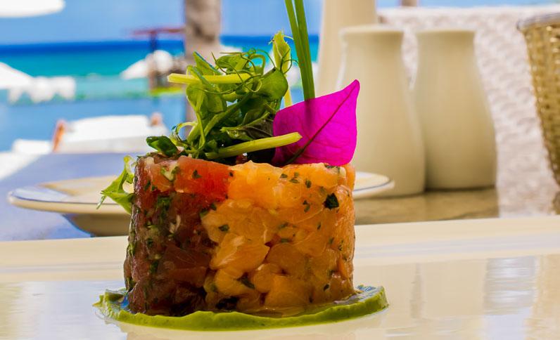 Bistro restaurant in Grand Velas Riviera Maya