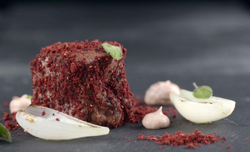 Basque-inspired cuisine at Cocina de Autor