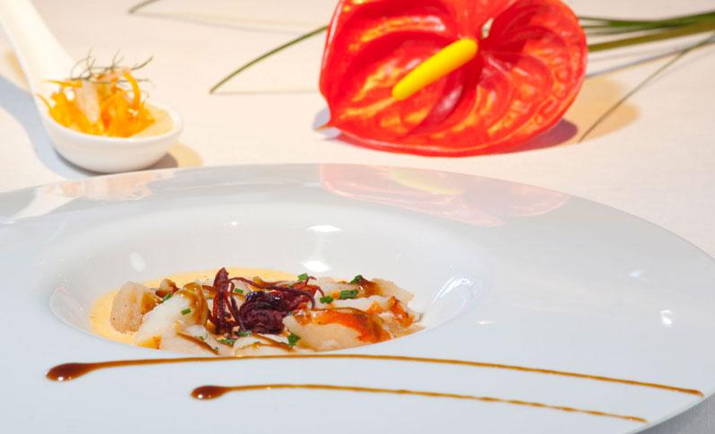 Gourmet Cuisine at Frida Restaurant