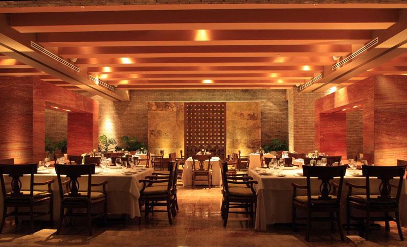 Mexican restaurant in Riviera Maya