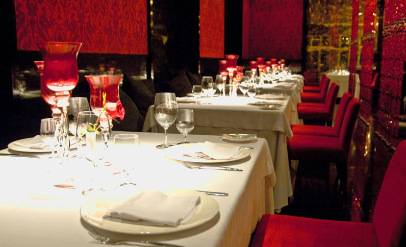 Traditional French Cuisine at Piaf