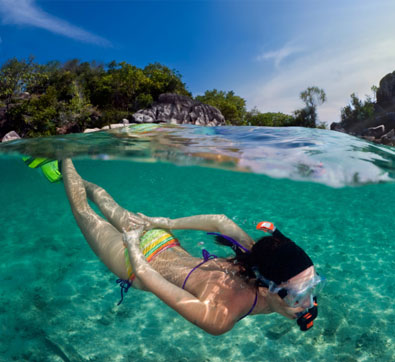 Grand Velas Riviera Maya Snorkeling Package