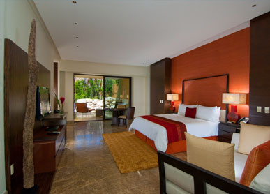 Zen Grand Presidential Suite at Grand Velas Riviera Maya