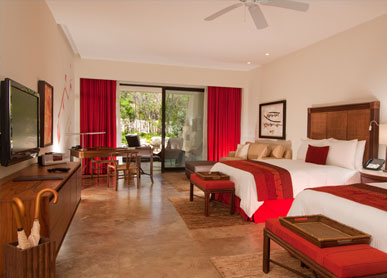 Grand Velas Riviera Maya Zen Grand King Suite