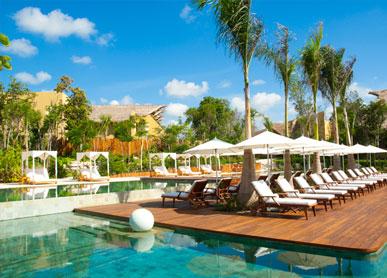 Zen Grand King Pool Suite at Grand Velas Riviera Maya