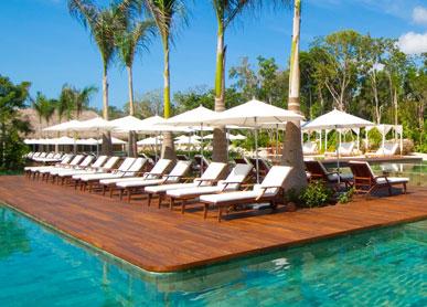 Zen Grand Queen Pool Suite at Grand Velas Riviera Maya