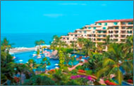 About Velas Vallarta Location