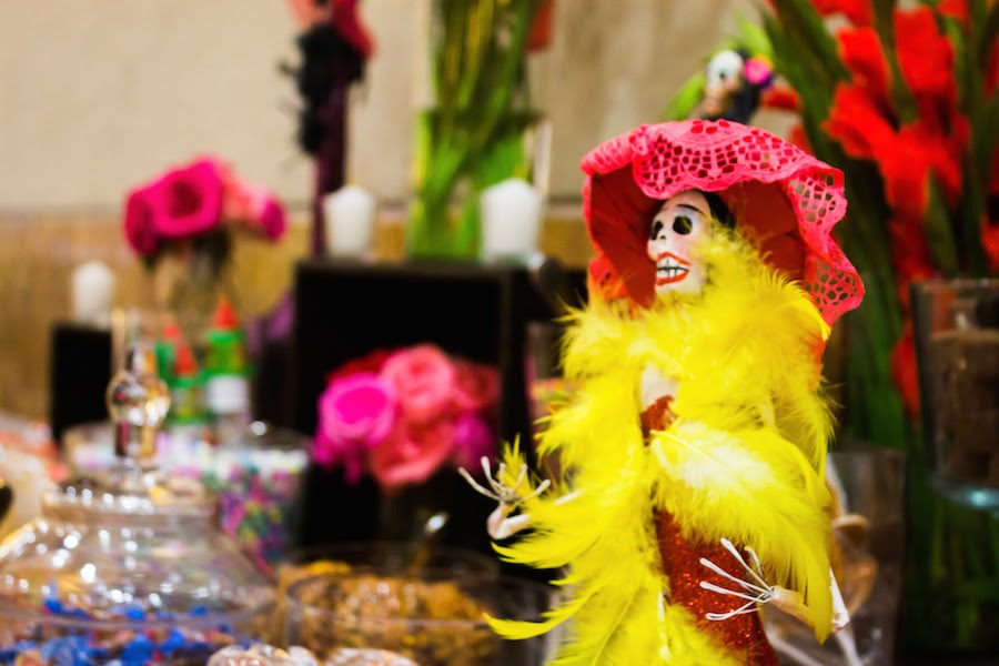 Celebrate Día de los Muertos in Mexico