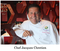 Chef Jacques Chretien