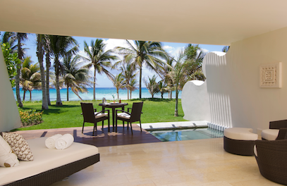 Grand Class Suite with Private Plunge Pool