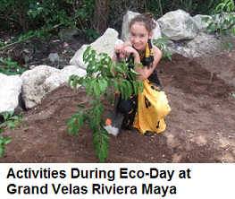 Grand Velas Riviera Maya Eco-Day Activities