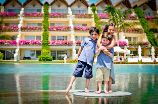 Grand Velas Riviera Maya Family reunion groups