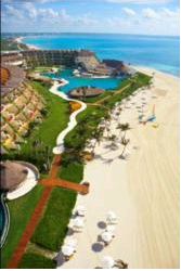 Grand Velas Riviera Maya Beach View