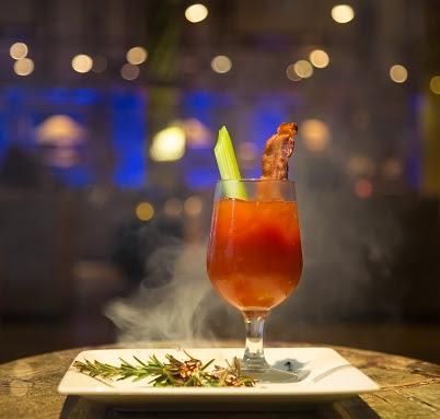 Ignacio Zaragoza Cocktail