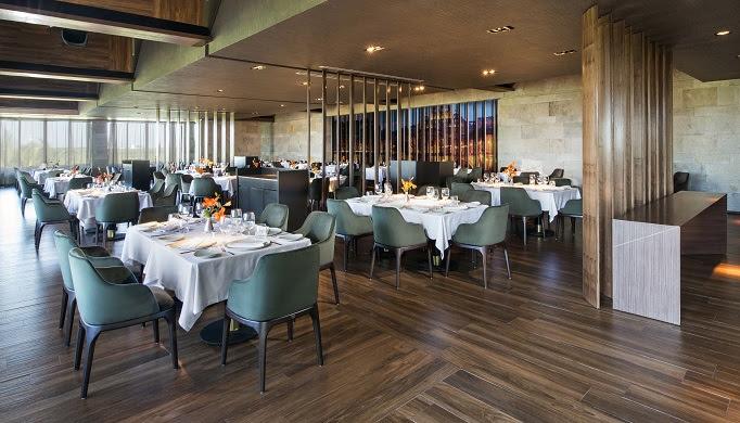 Lucca restaurant in the Grand Velas Riviera Maya