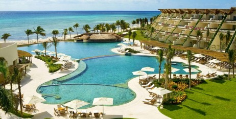 Grand Velas Riviera Maya offering Mexican Cuisine