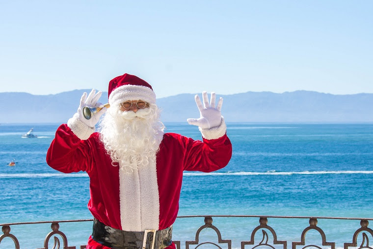 Santa's special Velas elves