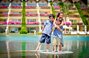 Single Parent Rate at Riviera Maya Resort