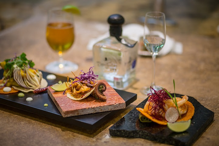 Tequila & Taco Tasting experience